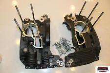 1999 BMW R1100RT Engine Motor Crankcase Crank Cases Block 1342586; 1342585