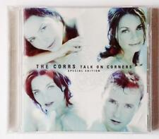 THE CORRS TALK ON CORNERS SPECIAL EDITION ORIGINAL CD - EXCELLENT USED 1998