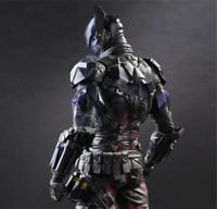 US Kai Batman Dark Knight Arkham Action Figure Play Arts Collection Model Toys