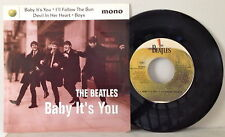 MINT The Beatles 1995 Baby's It's You + 3 EP Apple 58348 PS Live At BBC RARE NOS