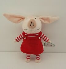 OLIVIA THE PIG PLUSH  8 INCH DOLL*Free Shipping*
