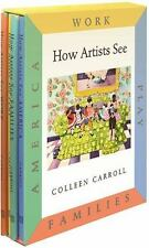 NEW - How Artists See 4-Volume Set II: Work / Play / Families / America