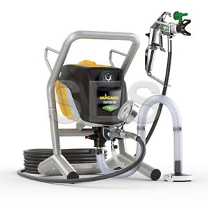 Wagner HEA Control Pro 350M Extra Airless Spray Package - Skid Mounted