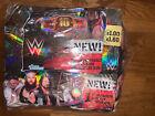 WWE Slam Attax 10th EDITION Full Box 36 Sealed Packets (box A Bit Wear And Tear)