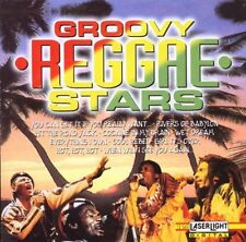 Reggae-Groovy Stars Desmond Dekker, Arrow, Althia & Donna, Big Youth, Max.. [CD]