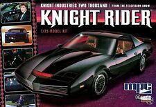 Knight Rider Tv Series Car Mpc 806 1/25 New Plastic Model Car Kit
