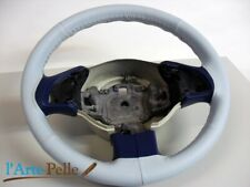 Steering Cover New Fiat 500 Real Leather White