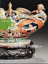 FOUR POST AUCTION CATALOGS ///  China Japan Asian $95 Value Large