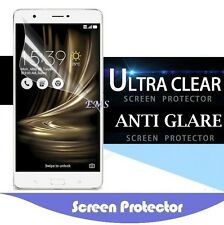 Ultra Clear & Anti-Glare Screen Protector For ASUS Zenfone 2 3 Deluxe Ultra