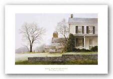First Signs of Spring Ray Hendershot Art Print 18x29