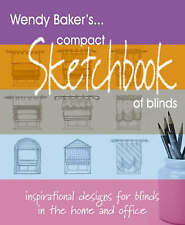 NEW Compact Sketchbook of Blinds by Wendy Baker