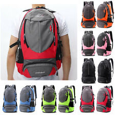35L Men's School Hiking Travel Outdoor Laptop Bags High Capacity Unisex Backpack
