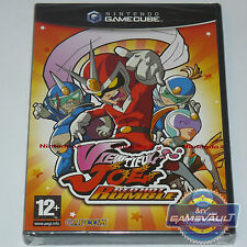 Viewtiful Joe: Red Hot Rumble - Nintendo GameCube Game UK PAL New Factory Sealed