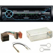 Sony mex-n5200bt Bluetooth CD kit de integracion para golf 4 Passat Polo 3b 6n 9n Lupo