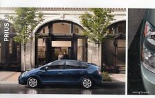 TOYOTA PRIUS TOURING Hybrid Japan Klassiker Prospekt Brochure USA 2007 10