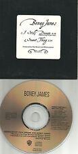 BONEY JAMES w/ AL JARREAU I still Dream / Sweet thing 1997 PROMO DJ CD Single
