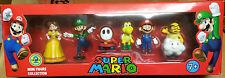 Nintendo SUPER MARIO series 2 mini figure collection~Bros.~action~statue~NIB