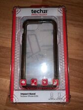 iPhone 5 / 5S / SE tech21 Impact Band Case with D3O | Clear