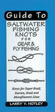 Anglers Book Supply Co 1-57188-273-1 Guide To Saltwater Fishing Knots & Other