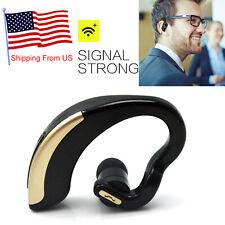 Handsfree Bluetooth Headset Wireless Stereo Earpiece for Nokia Moto G5 G7 iPhone