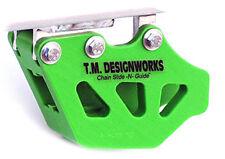T.M. Designworks - RCG-KX2-GR - Factory Edition 1 Rear Chain Guide, Green