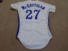 Andy McGaffigan Game Worn Jersey 1986 Montreal Expos