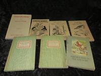 Selección De Coleccionable NIÑOS Libros 1930 , 1940s Y 1960s Elegir