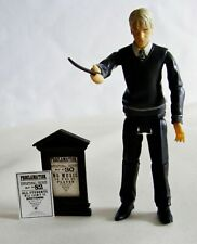 Harry Potter Figure Draco Malfoy, Wand &Noticeboard Decrees Order of the Phoenix