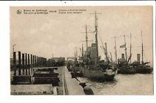 CPA Carte Postale-Belgique- Zeebrugge- Dragueurs de mine anglaisVM12647