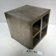 Large Machinist Box Angle Iron Inv 35182