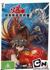 Bakugan: Evolution Revolution - Volume 5 - Brand New DVD Region 4