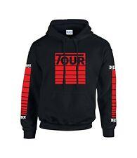 Justin Bieber Purpose Tour Merchandise Security Brooklyn Replica Hoodie XL