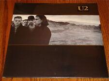 U2 JOSHUA TREE ORIGINAL FIRST PRESS LP STILL FACTORY SEALED ~1987