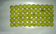 50 USED TENNIS BALLS FOR KIDS, DOGS, BACKYARD GAMES ETC