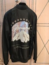 Gucci Paramount Leather Jacket-With Tags- RRP$7,475