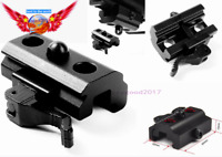 20MM QD Mount Swivel Adapter Bipod Mount Sling Scope For Picatinny /Weaver Rail