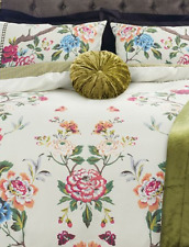 Next 100% Cotton Mirror Floral Print Single Duvet cover only (NO PILLOWCASES)