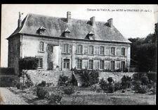 VAULX prés d'AUXI-le-CHATEAU (62) CHATEAU