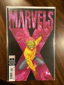Marvels X (2020) #1 #2 #3 3 Book Lot Alex Ross NM Beauties Marvel 1st Apps