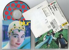 BLUR - Leisure - 1995 Japan obi
