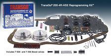 2004R THM 200-4R Transgo Reprogramming Shift Kit Extreme Performance 200-4R-HD2