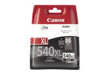 Cartuccia Nero Originale Canon 540XL Black Stampante Inkjet PIXMA MG2150 MG3150