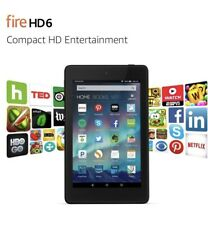 "AMAZON KINDLE FIRE HD6 TABLET 6"" SCREEN - Great Condition"