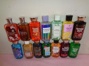 Bath & Body Works Shower gel 10 fl.oz/295 ml  U Pick