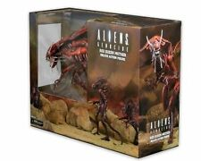 Aliens Ultra Deluxe Action Figure Genocide Red Queen 38 Cm NECA Figures