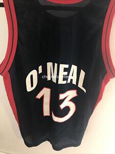 Vintage Champion Team USA Olympics Shaquille O'Neal Shaq Jersey Mens Medium (40)