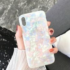 Case For iPhone X XS MAX 6 Plus 6S Plus ShockProof Marble Phone Silicone Cover