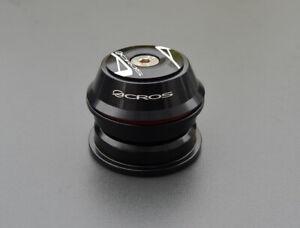 ACROS Steuersatz AZX-244 ZS44 -  ZS44 1 1/8 AH semi integriert in schwarz