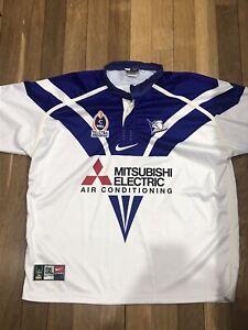 Canterbury Bulldogs 2004 Home Jersey 3XL