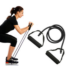 Resistance Exercise Tube Yoga GYM Physio Crossfit Heavy Fitness Rehab Training
